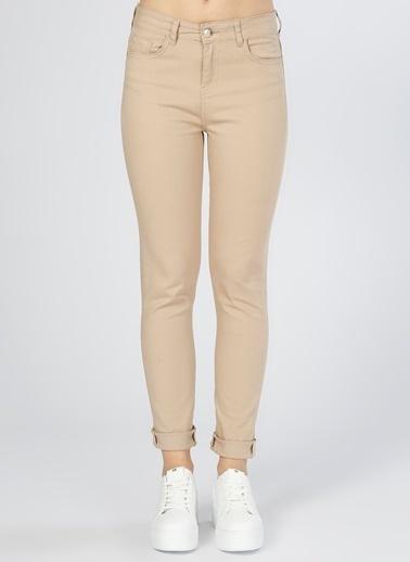 Limon Company Slim Fit Pantolon Bej